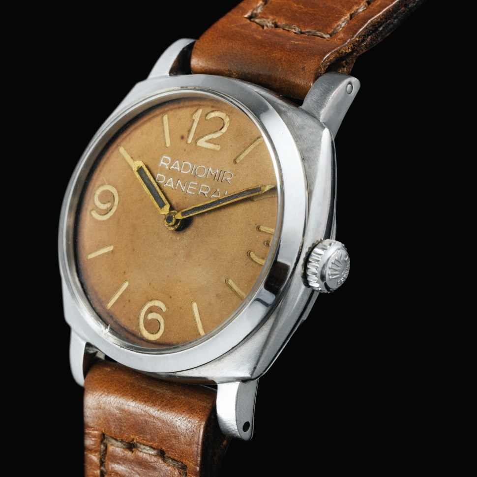 Panerai 6152 1, case number 124607