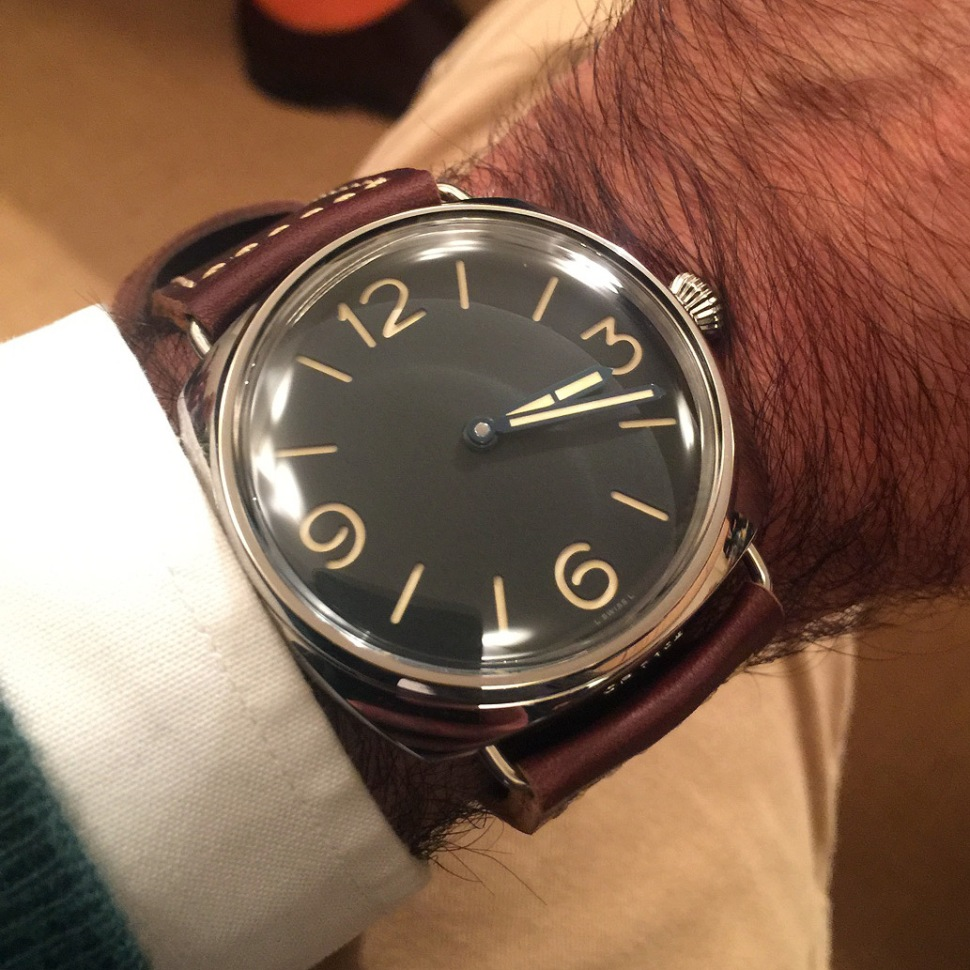 PAM 721 – The origins – Vintage Panerai and other iconic ...