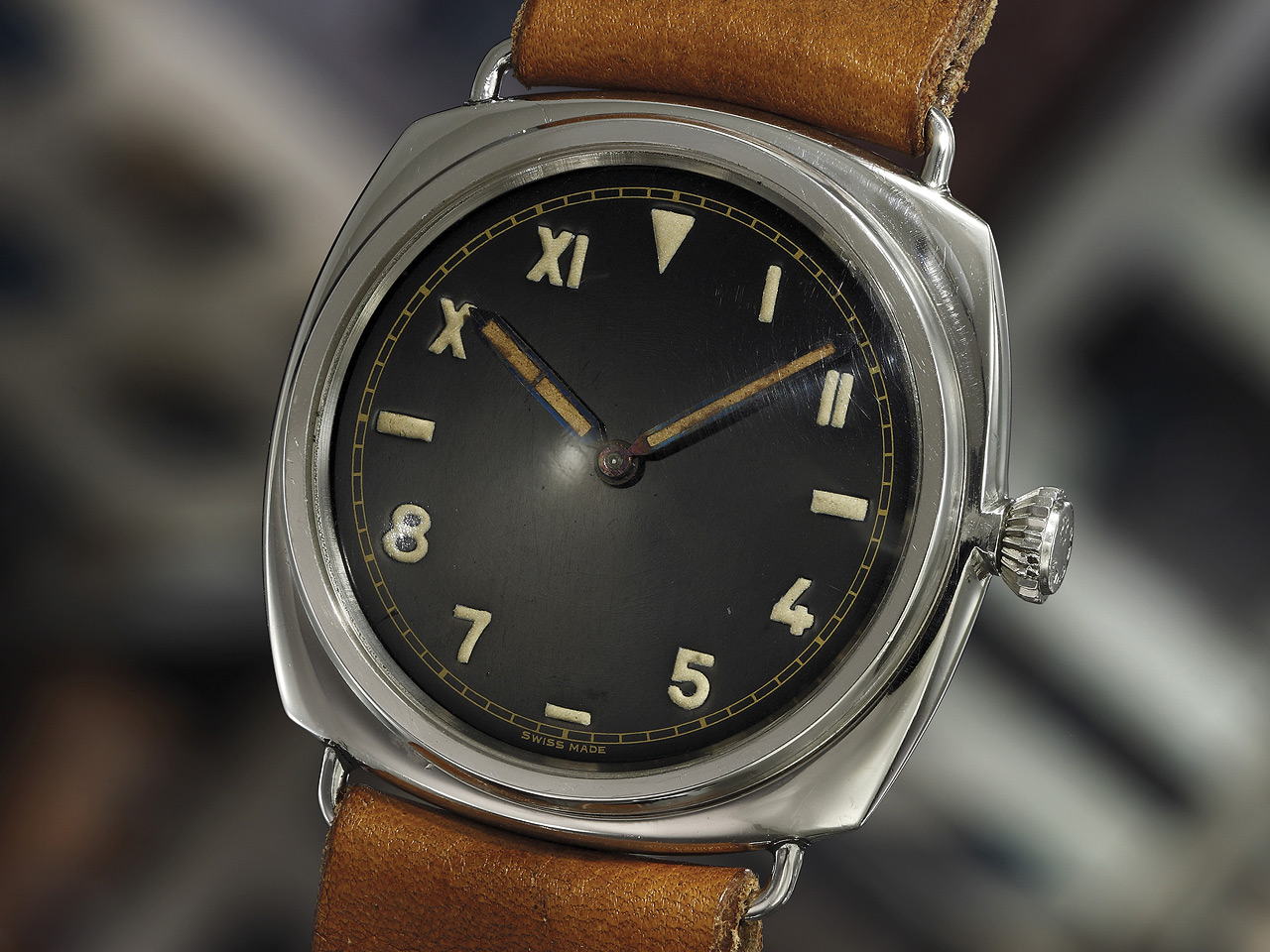 Winning Icons at Phillips – Vintage Panerai and other iconic