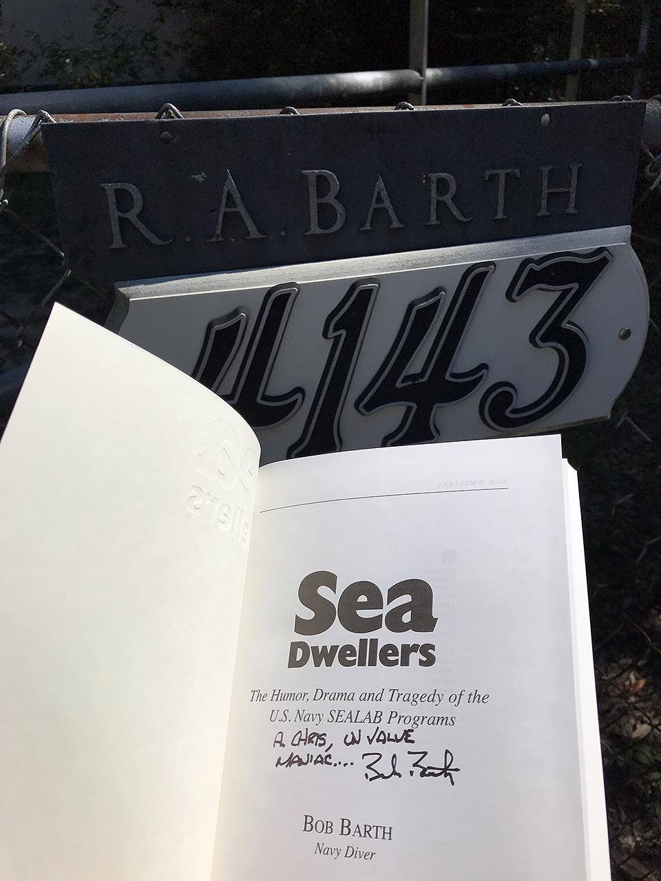 171024-bob-barth-sea-dwellers-dedication