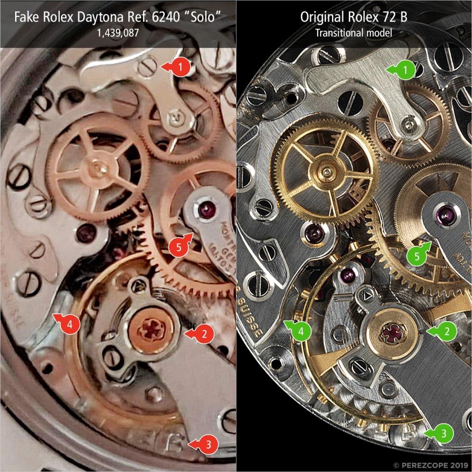 190715-comp-fake-rolex-daytona-6240-1439087-vs-original-72b-transitional-movement
