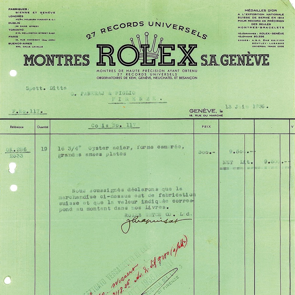 190723-rolex-2533-invoice-for-panerai-13-june-1936