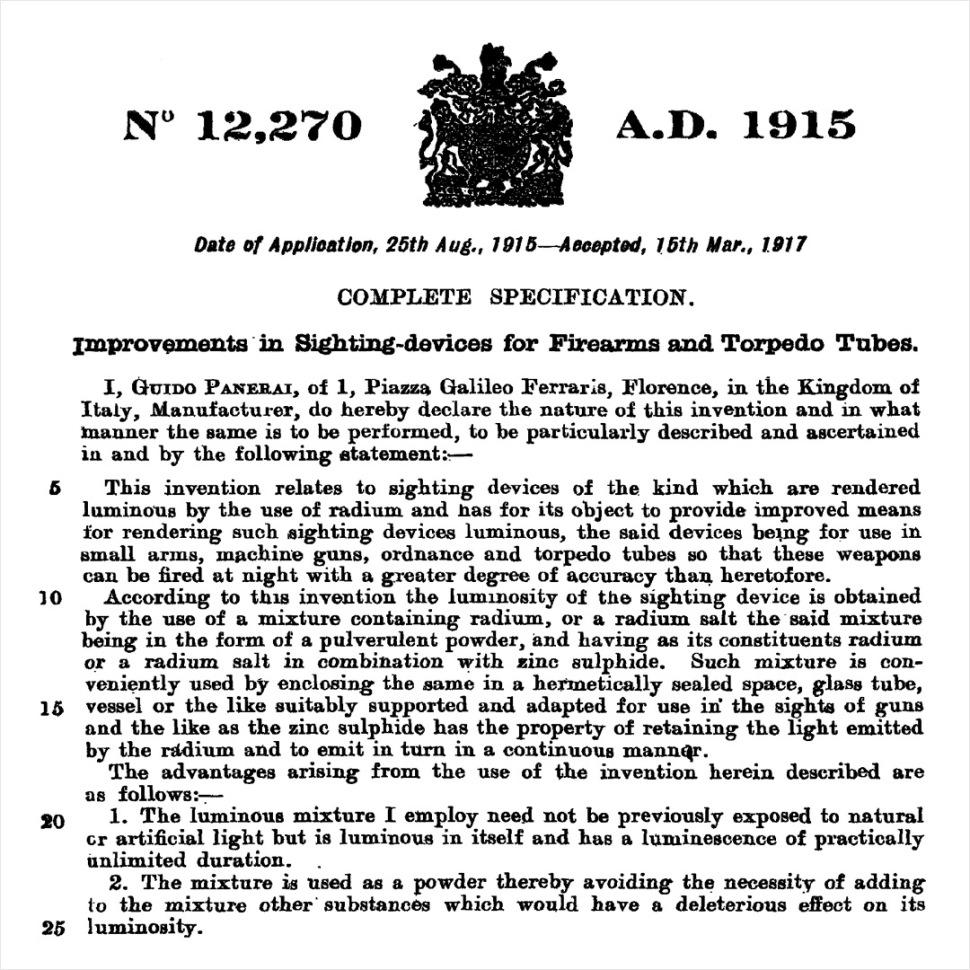 191101-british-patent-guido-panerai-radio-mire-1915