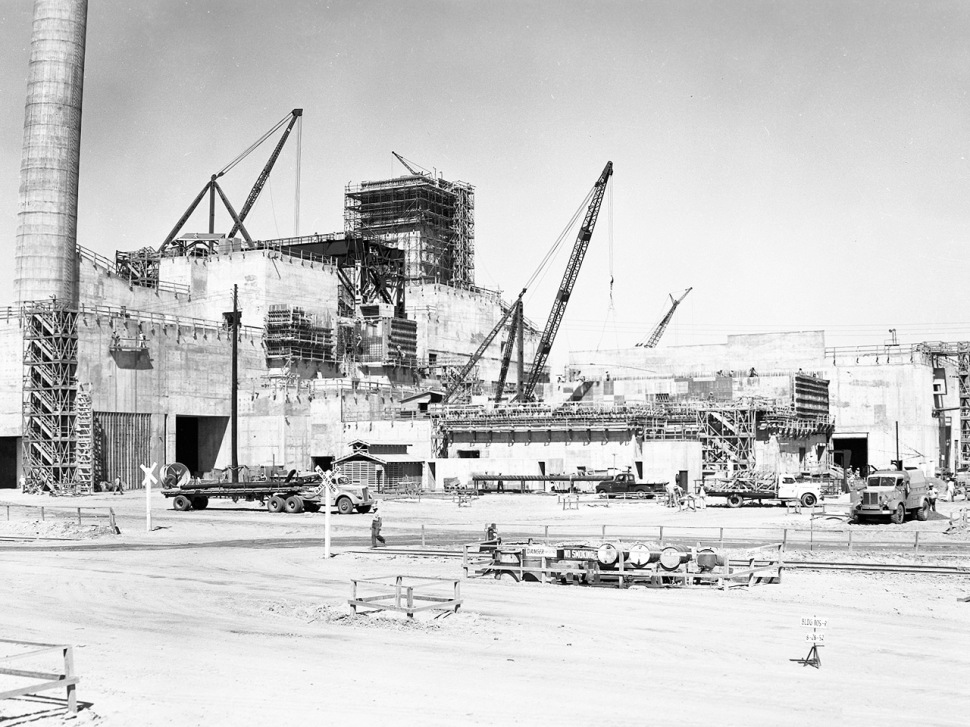 191119-savannah-river-plant-r-reactor-construction