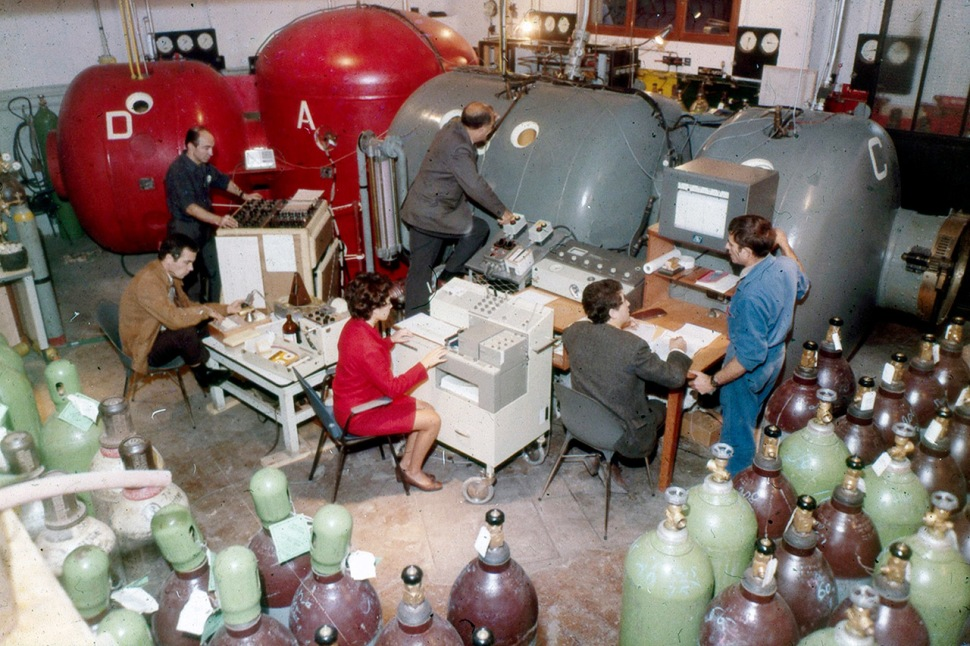 200412-comex-hyperbaric-center-marseille-1968