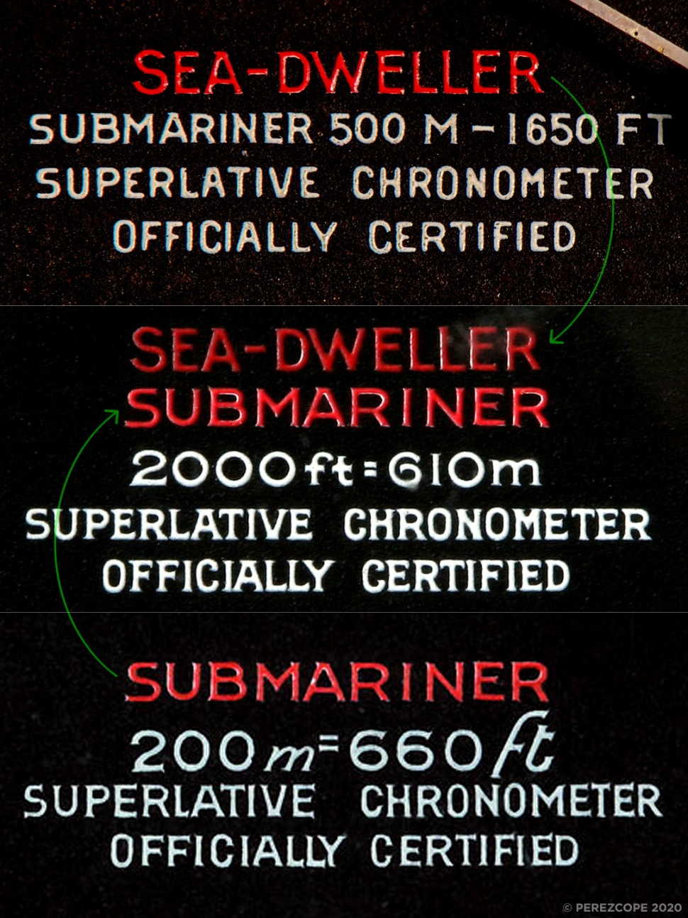 200428-comp-rolex-dials-single-red-sea-dweller-vs-double-red-mk-0-vs-red-submariner-mk-1