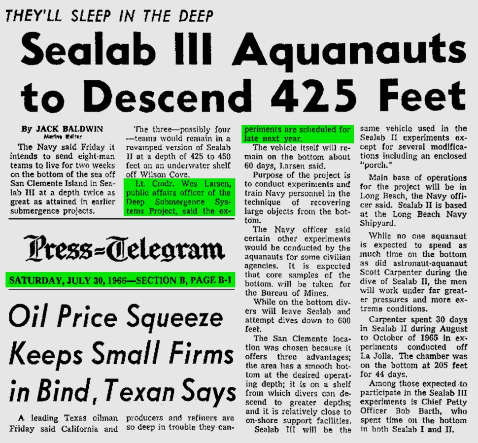 200509-newspaper-press-telegram-july-30-1966-sealab-3