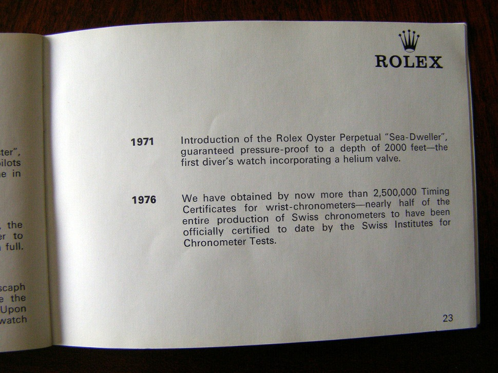 200629-rolex-booklet-your-rolex-oyster-1979-introduction-sea-dweller-1971