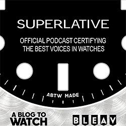 Logo Superlative Podcast